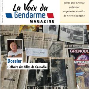 Couverture La Voix du Gendarme N°1