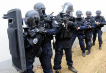GIGN braqueurs