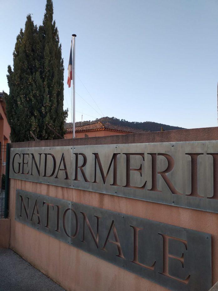 caserne Gendarmerie