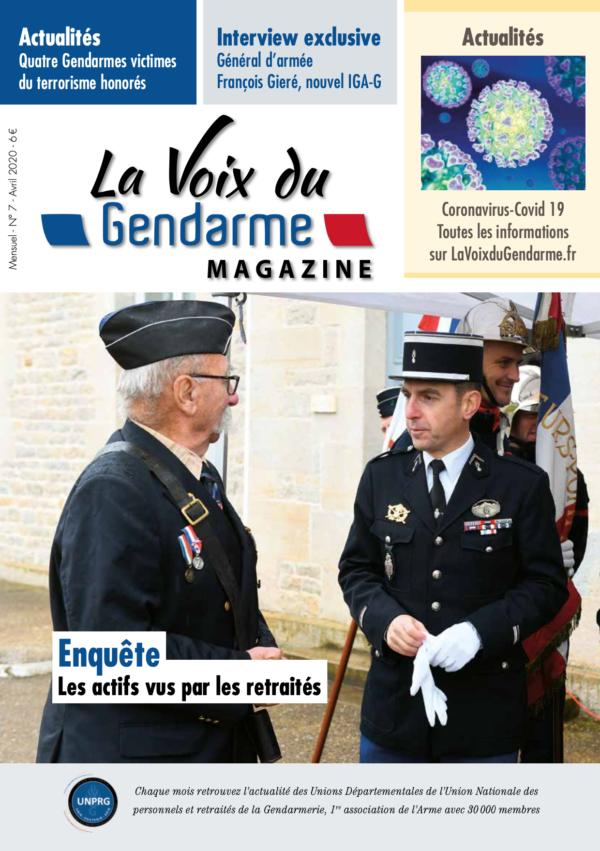 La Voix du Gendarme N°7 Avril 2020