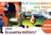 """Nuit européenne des musées - Exposition Playmobil """"En avant les métiers de la Gendarmerie"""""""