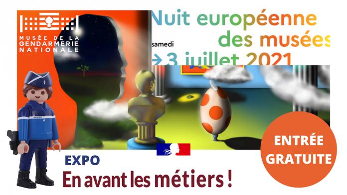 Nuit européenne des musées - Exposition Playmobil