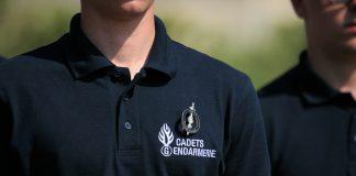 Cadet de Gendarmerie IDF